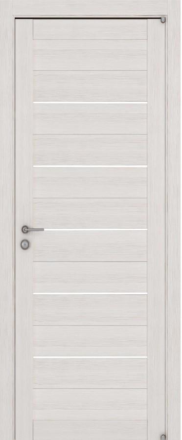 Межкомнатная дверь Master 56001 Латте 3 D Eco Style