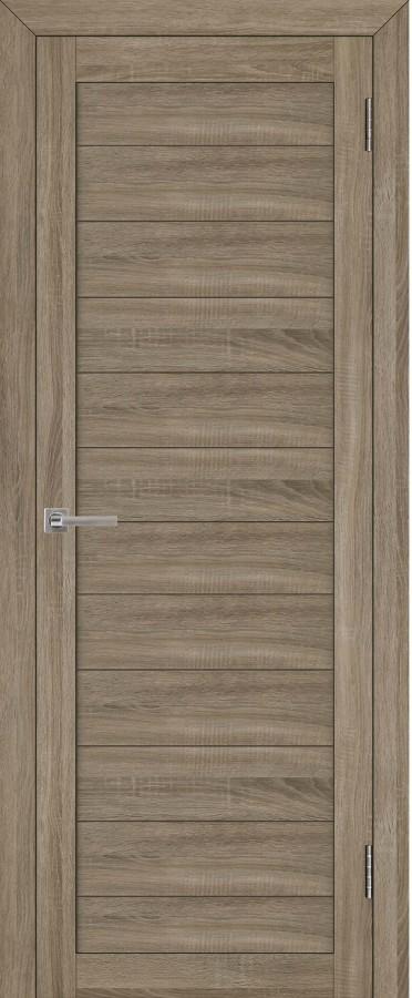 Межкомнатная дверь Master 56003 Дуб натур 3 D Eco Style