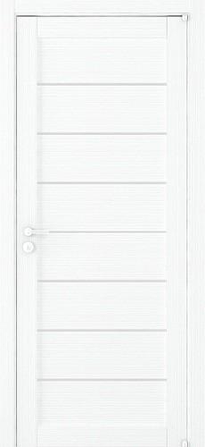 Межкомнатная дверь Uberture 2125 белый велюр
