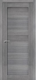 Дверь экошпон Порта 21 3D Grey