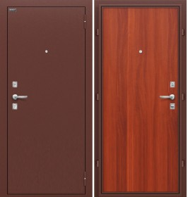 Дверь Стандарт Итальянский орех (Л-11)