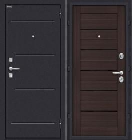 Дверь Техно Wenge Veralinga/Black Star