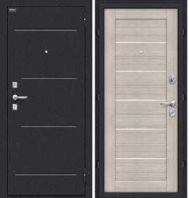 Дверь Техно Cappuccino Veralinga/White Pearl