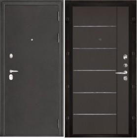 Дверь Колизей Лайт MD-002 венге пвх