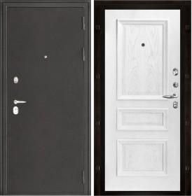 Дверь Колизей Барселона дуб perla шпон