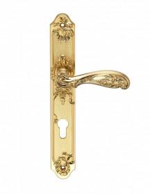 Ручка Genesis Flor матовое золото