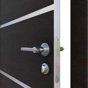 Дверь Модерн ДГ-505 венге горизонтальный