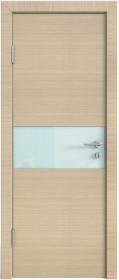 Дверь Модерн ДО-501 неаполь (стекло белое)
