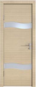 Дверь Модерн ДО-503 неаполь (стекло белое)