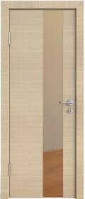 Дверь Модерн ДО-504 неаполь (зеркало бронза)