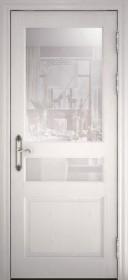 Дверь Uberture Версаль 40006 ясень перламутр