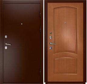 Дверь Luxor 3a Лаура темный анегри шпон