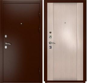 Дверь Luxor 3a Синай-3 беленый дуб шпон