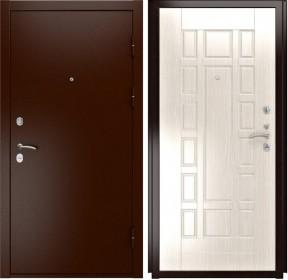Дверь Luxor 3a 244 беленый дуб ПВХ