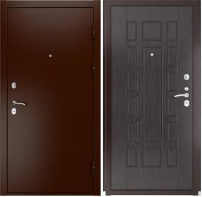 Дверь Luxor 3a 244 венге ПВХ