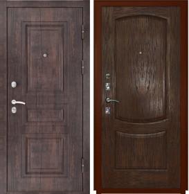 Дверь Luxor 6 Лаура-2 мореный дуб шпон
