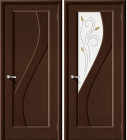 Дверь Сандро венге (Ф-09)