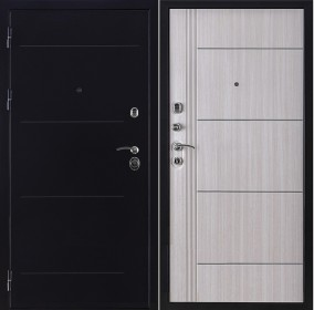 Дверь Цитадель-3М дуб светлый пвх