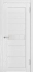 Дверь Luxor LH-1 белый снег Soft-touch
