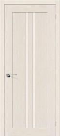 Дверь Евро-14 беленый дуб (Ф-23)