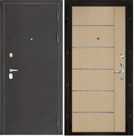 Дверь Колизей Лайт MD-002 беленый дуб пвх