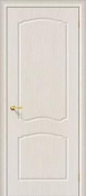 Дверь Альфа беленый дуб (П-20)