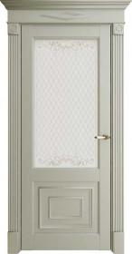 Uberture Florence 62002 светло-серый со стеклом