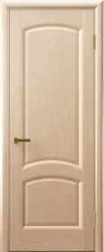 Дверь Лаура Lux Legend беленый дуб