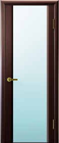 Синай 3 Lux Legend (стекло белое) венге