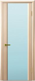 Синай 3 Lux Legend (стекло белое) беленый дуб