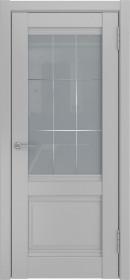 Дверь Luxor 52 манхеттен серый винил
