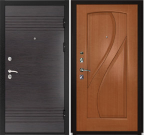Дверь Luxor 7 Мария темный анегри шпон