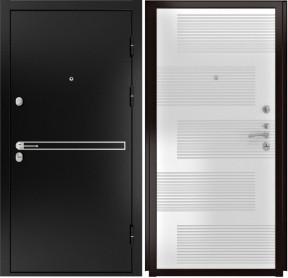 Дверь Luxor 4 185 ясень белый ПВХ