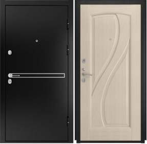 Дверь Luxor 4 Мария беленый дуб шпон