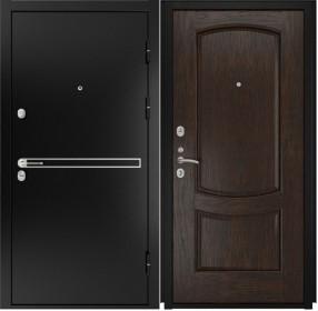 Дверь Luxor 4 Лаура 2 мореный дуб шпон
