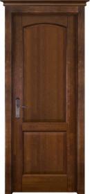 Дверь Массив ольхи Фобор античный орех