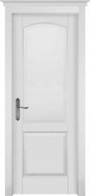 Дверь Массив ольхи Фобор эмаль белая