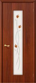 Дверь 22Х Итальянский орех (Л-11)