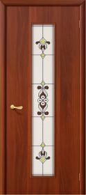 Дверь 23Х Итальянский орех (Л-11)