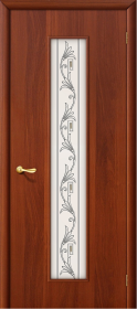 Дверь 24Х Итальянский орех (Л-11)