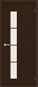 Дверь Тренд-4 3D Wenge