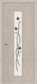 Дверь Тренд-14 3D Cappuccino