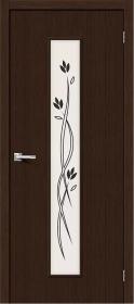 Дверь Тренд-14 3D Wenge