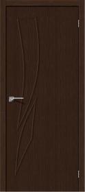 Дверь Мастер-9 3D Wenge