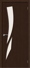 Дверь Мастер-10 3D Wenge