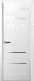 Дверь Мирелла белый глянец