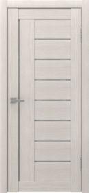 Дверь Luxor 17 капучино стекло белое