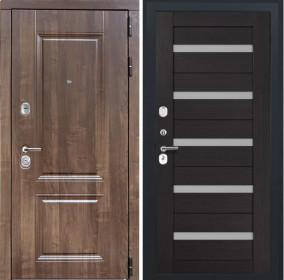 Дверь Luxor 22 СБ 1 венге экошпон