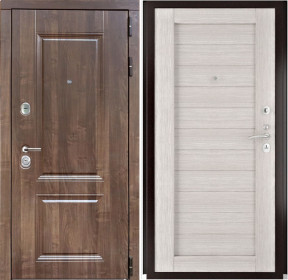 Дверь Luxor 22 Лу 21 капучино экошпон