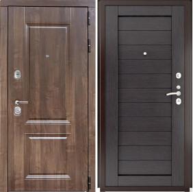 Дверь Luxor 22 Лу 21 венге экошпон